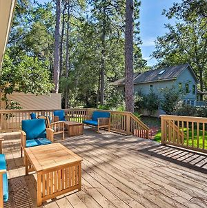 Sea Pines Resort Home With Deck - Drive To Beach photos Exterior