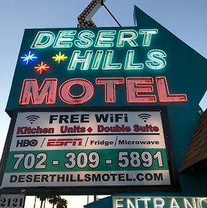 Desert Hills Motel photos Exterior