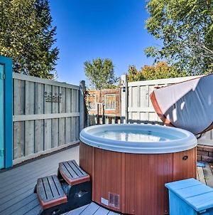 Cozy Taos Studio With Patio, 3-Block Walk To Plaza! photos Exterior