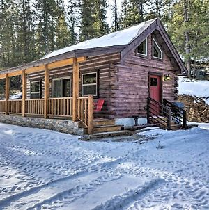 Private Red Feather Lakes Cabin On 2 Private Acres photos Exterior