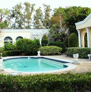 Jungle Terrace 3 Acre Mediterranean Home Pool 3401 By Techtravel photos Exterior