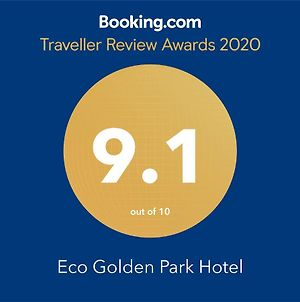 Eco Golden Park Hotel photos Exterior