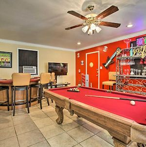 'Major Manor' New Orleans Home With Pool And Game Room photos Exterior