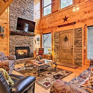 Inviting Smoky Mtn Cabin Hot Tub-8Mi To Dollywood photos Exterior
