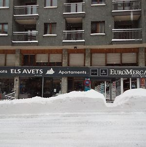 Els Avets Apartments photos Exterior