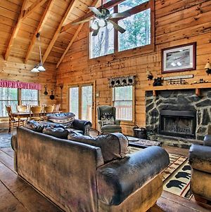 Mtn View Getaway With Game Room,Deck,Grill And Hot Tub! photos Exterior