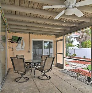 Coastal Getaway With Yard, About 3 Mi To St Pete Beach! photos Exterior