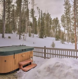 Cozy Cabin In Lead With Hot Tub Near Hiking And Skiing photos Exterior