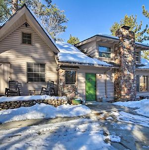 Big Bear Lake Escape With Yard - Walk To The Lake! photos Exterior