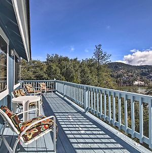 Lake Gregory Getaway With 2 Decks And Lake Views! photos Exterior