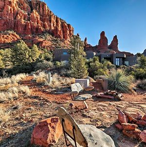 Chic Sedona Studio On Chapel Trail With Radiant Views photos Exterior