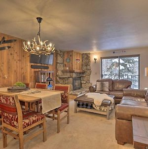 Cozy Ski Condo With Hot Tubs, 3 Mi To Wp Resort! photos Exterior