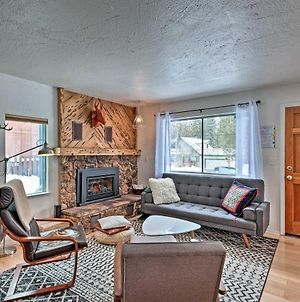 Peaceful Upscale Ski Cabin, 11 Mi To Heavenly photos Exterior