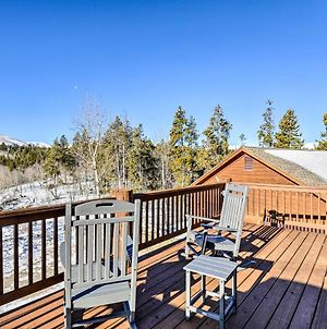 Secluded Fairplay Home With Deck, Grill & View! photos Exterior