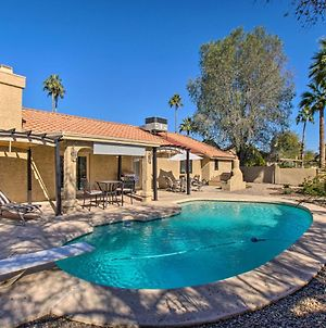 Desert Gem With Outdoor Oasis - About 4 Miles To Tpc Golf! photos Exterior