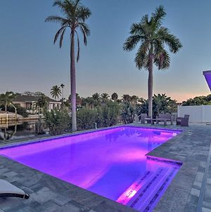 Canalfront 'Caribbean Retreat' W/ Brand New Pool! photos Exterior