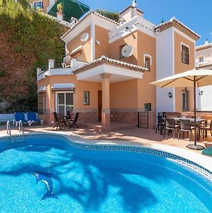Nerja Villas Sea Views With Private Pool And Terrace - Tamango Canovas photos Exterior