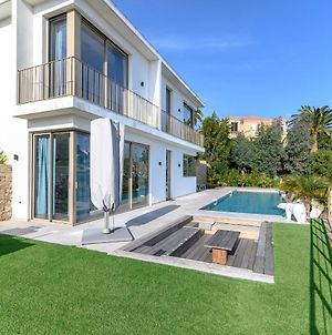 Villa Dahlia Splendid Villa With Sea View And Infinity Pool In Vallauris photos Exterior