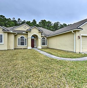 Large Jacksonville Home With Patio, 12 Mi To Downtown photos Exterior