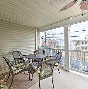Wildwood Condo Steps To Beach & Boardwalk! photos Exterior
