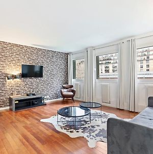 Stunning One Bedroom Apartment Sleeps 5, In Paris photos Exterior