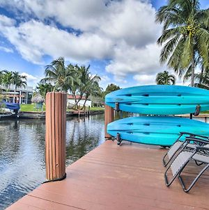 Retreat With Dock Near Hollywood Bch Boardwalk! photos Exterior