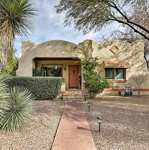 Serene Tucson Bungalow With Patio, 2Mi To Downtown! photos Exterior