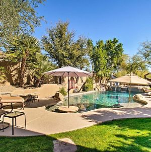 Scottsdale Home At Grayhawk With Pool Slide And Spa photos Exterior