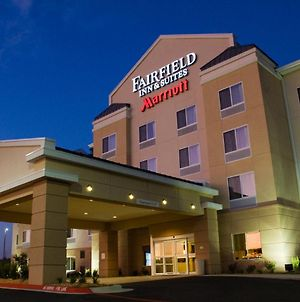 Fairfield Inn & Suites By Marriott Jonesboro photos Exterior