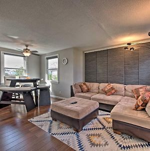 Modern Charlotte Home With Yard - Downtown 3 Mi! photos Exterior