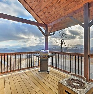 Lightning Bug Lookout Luxury Mountain View Cabin! photos Exterior