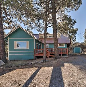 Southwestern Hideaway With Furnished Deck! photos Exterior