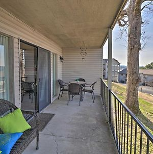 Cozy Condo W/Balcony+Pool Access On Lake Hamilton! photos Exterior