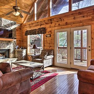 Smoky Mtn Retreat With Hot Tub Less Than 2 Mi To Pigeon Forge photos Exterior
