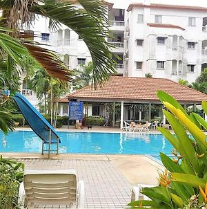 Large Studio Apartment At Baan Suan Lalana Quiet Resort Pattaya photos Exterior