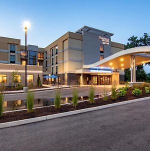 Fairfield Inn & Suites Springfield Holyoke photos Exterior