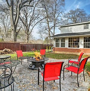 Cheery Cottage With Yard Less Than 1 Mile To Marietta Square photos Exterior