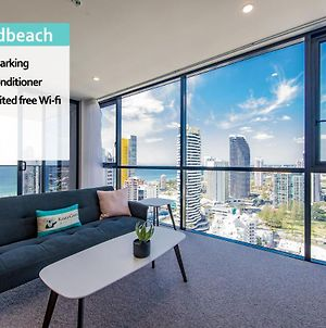 Gold Coast Broadbeach Holiday 2Bed2Bath Walk To Beach Parking Qbr004 photos Exterior