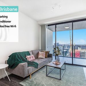 2Mins To Brisbane Cbd Funky Style 1Bed Car Space photos Exterior