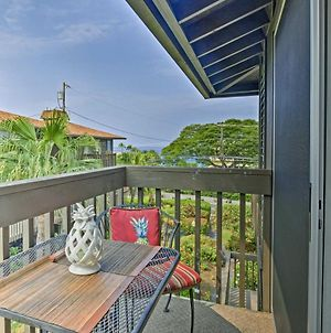 Updated Condo With Ocean View - Perfect Kona Location photos Exterior