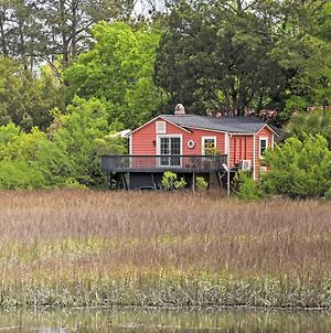 Romantic Old Village Cottage - 6 Mi To Charleston! photos Exterior