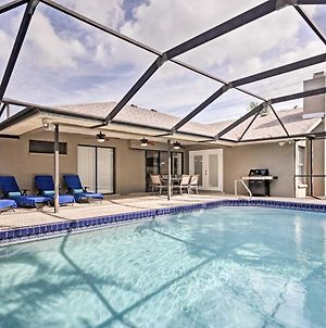 1-Story Bradenton Home With Pool - 10 Mins To Beach! photos Exterior