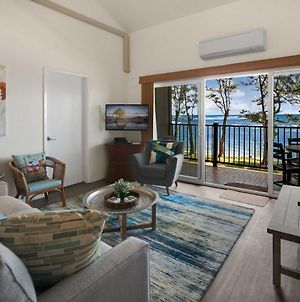 Oceanfront Resort Condo W/ A/C In Old Town Kapa'A! photos Exterior
