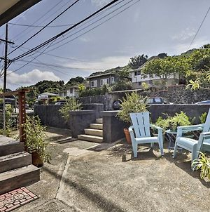 Remodeled Honolulu Apartment With Courtyard Downtown! photos Exterior