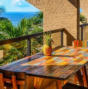 Remodeled Ocean View Downtown Kona Condo With Balcony photos Exterior