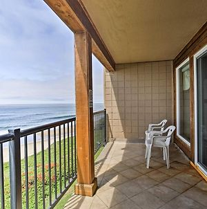 Oceanfront Oregon Getaway - Steps To Lincoln Beach photos Exterior