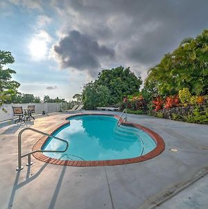Kailua-Kona Apartment With Garden - Close To Beaches photos Exterior