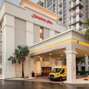 Hampton Inn Miami Dadeland photos Exterior