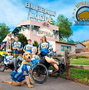 Buffalo Lodge Bicycle Resort - Amazing Access To Local Trails & The Garden photos Exterior