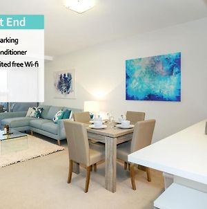 Westend 2 Bed Apt River Park Close To City Uq Qwe040 photos Exterior